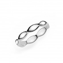 "Ring ""Shiny Bubbles"" - 925 Sterlingsilber"